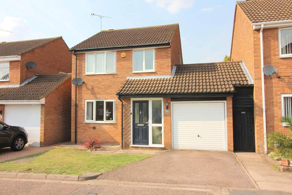 Sheringham Close, Luton, Bedfordshire, LU2 7AN