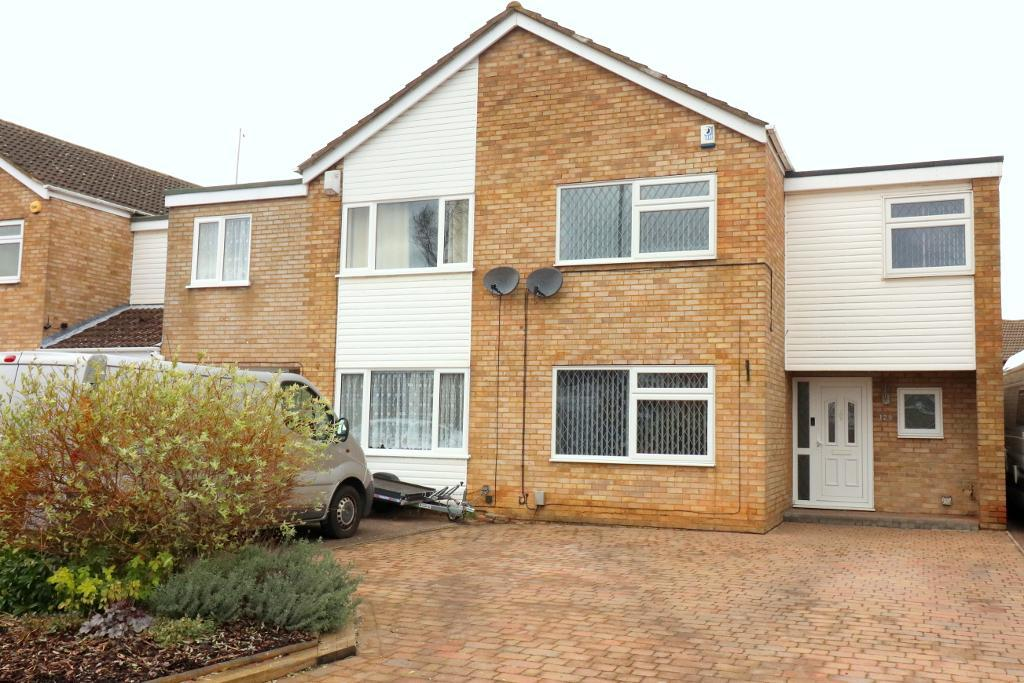 Telscombe Way, Luton, Bedfordshire, LU2 8QP